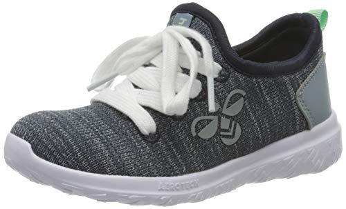 hummel Unisex-Kinder ACTUS EASYFIT Infant Sneaker, Blau (Blue Nights 7429), 24 EU