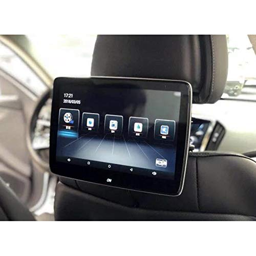 lightinthebox dvd players Included Headphone 1080P 4k Car Headrest DVD Monitors for Mercedes Benz W204 W205 W212 W176 W218 Rear Screen Entertainment System