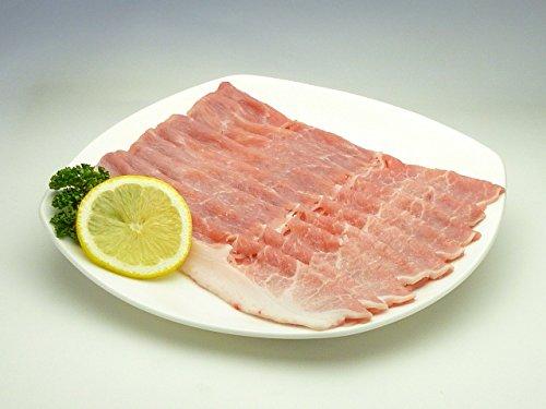 国産豚ももしゃぶしゃぶ用(500g)