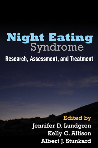 41PdwRt gvL - Night Eating Syndrome: Research, Assessment, and Treatment