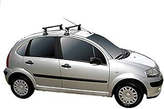 Rack Long Life Em Aço Para Carros Sem Calha Citroën C3
