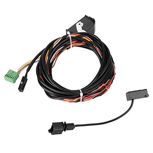 KSTE Bluetooth-kabel compatibel met microfoon Fit Kit compatibel met RCD510 RNS510 Golf 8X0035447A