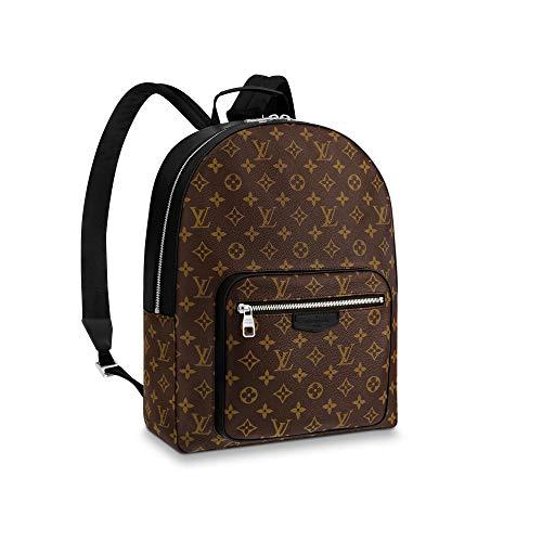 Louis Vuitton Josh Backpack (Monogram Macassar)