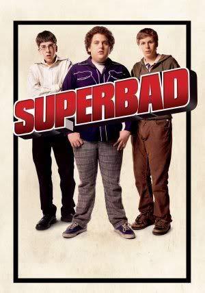 Superbad - Jonah Hill – Film Poster Plakat Drucken Bild – 43.2 x 60.7cm Größe Grösse Filmplakat Michael CERA