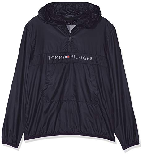 Tommy Hilfiger jongens jas/jack UNISEX POP-OVER JACKET