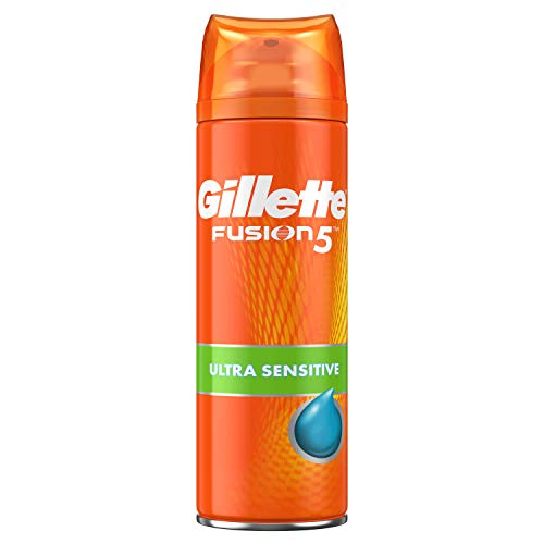 Gillette Fusion5 Ultra Sensitive Gel - 200 ml