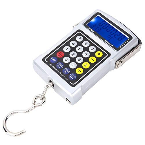 Báscula de pesca al aire libre de alta presión digital profesional de...