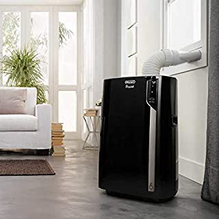 DeLonghi Pinguino PACEL290HLWKC-1A 700 sq ft 4 in 1 All Season Use: Air Conditioner, Heater, Dehumidifier, Fan (Renewed)