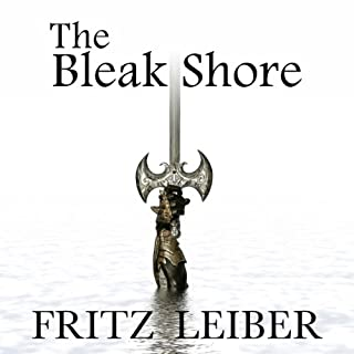 The Bleak Shore audiobook cover art