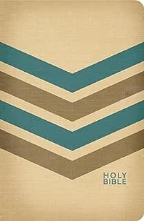 KJV, UltraSlim Bible, Compact, Imitation Leather, Tan by Thomas Nelson (2012-07-16)