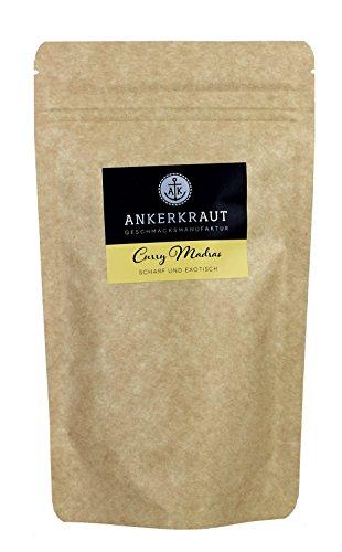 Curry Madras, 130gr im aromadichten Beutel