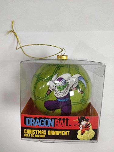 lobcede.be Piccolo Bola Navidad Dragon Ball Official Merchandising Adornos Muebles...