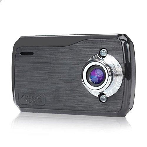 Cebbay Cámara de Coche HD Sensor infrarrojo de visión Nocturna DVR G de 1080P Grabar Video Detección de Movimiento Función USB