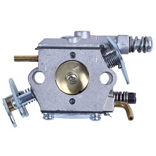 Cuasting Nieuwe Carburateur Carb Voor Poulan Sears Craftsman Kettingzaag Walbro WT-89 891 Zilver