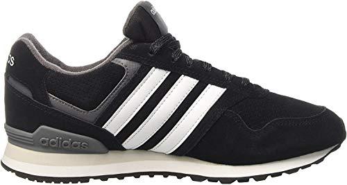Adidas 10K fitnessschoenen voor heren, blauw