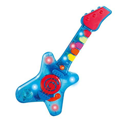 3. Infunbebe Rock N Roll Guitar