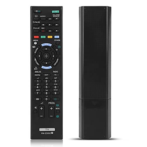 ciciglow Reemplazo de Control Remoto, Control Remoto de TV Control Remoto RM-ED047 / RM-ED053 / RM-ED060