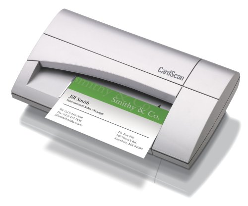 DYMO CardScan Executive Card Scanner -Mac