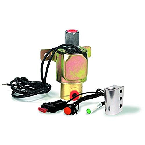 B&M 46076 Launch Control Solenoid with Installation Kit