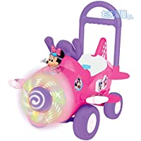Disney Minnie Mouse Plane Ride On Toy