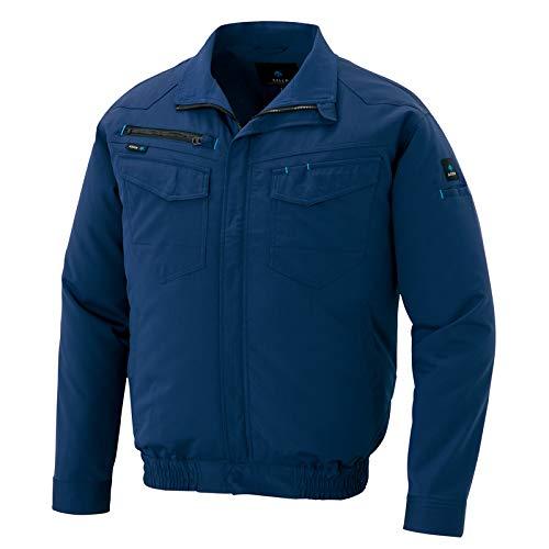 アイトス AITOZ 長袖ブルゾン(空調服TM)(男女兼用) AZ2999 008 ネイビー 5L