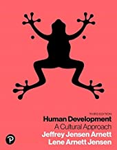 Human Development: A Cultural Approach (3rd Edition)