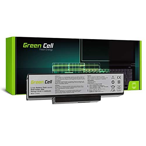 Green Cell Laptop Akku Asus A32-K72 für Asus K72 K72F K72J K73S K73SV N71 N71J N73S N73SV X73S X77 A72 K72D K72DR K72DY K72JK K72JR K72JV N71JV N71V N73 N73J X73E X73 X73BY X73SD X73SV X73T