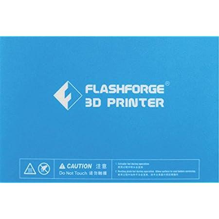 WOL 3D FlashForge Creator Pro and Dreamer Bed Sticker