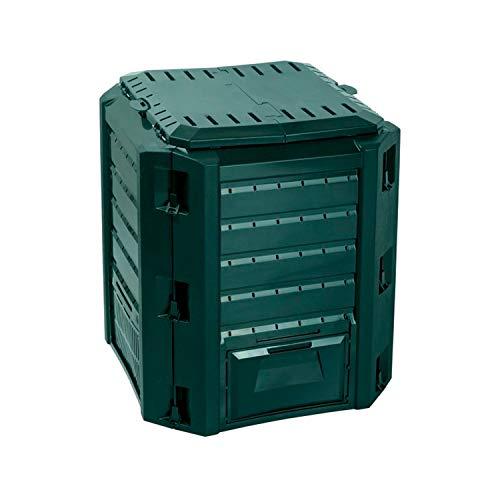Il Campo 57486 CDF06582 Compostiera Compogreen, Verde, 0.6x0.8x0.3 cm