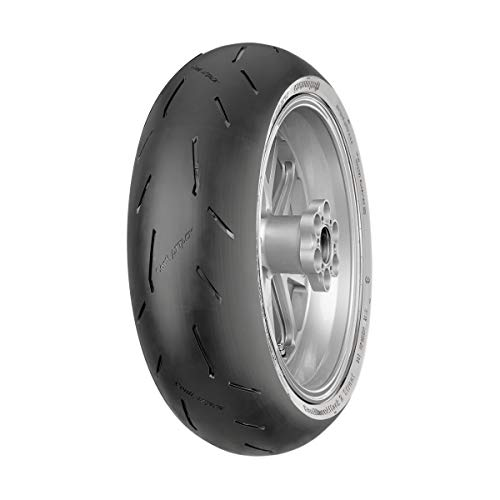 Gomme Continental Contiraceattack 2 street 190 55 ZR17 M/C (75W) TL per Moto