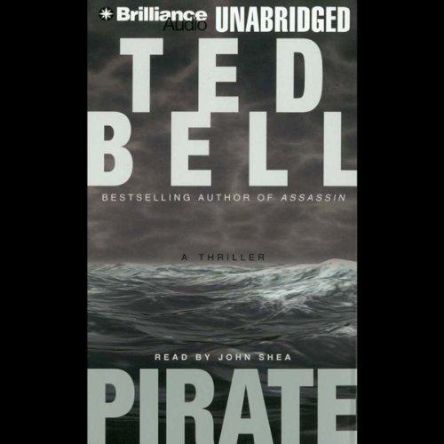 Pirate cover art