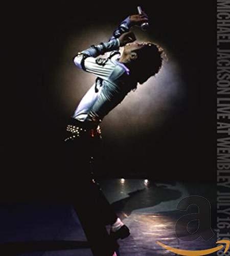 Michael Jackson Live at Wembley July 16, 1988 (DVD Audio)