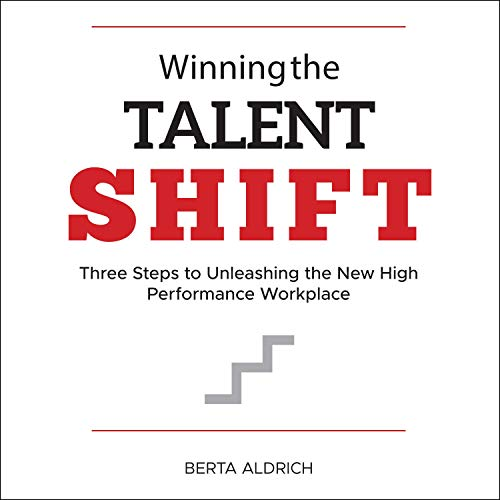 Winning the Talent Shift cover art