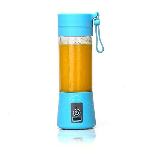 steellwingsf 1Tragbar 380ml E-Juice Blender Zitruspresse Flasche Mini Entsafter Tasse Einheitsgröße blau