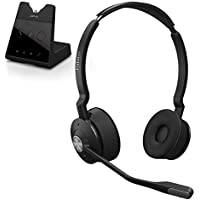 Jabra Engage 65 Stereo Wireless DECT On-Ear Headset