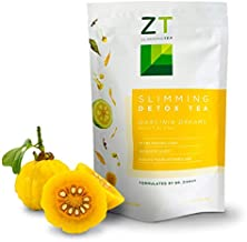 Dr. Zisman ZT Slimming Detox Tea | Garcinia Dreams Night Blend Weight Loss Tea | Reduced Stress and Muscle Tension | Deeper Sleep, Enhanced Digestion, Healthy Rest While Burning Calories (Loose Leaf)