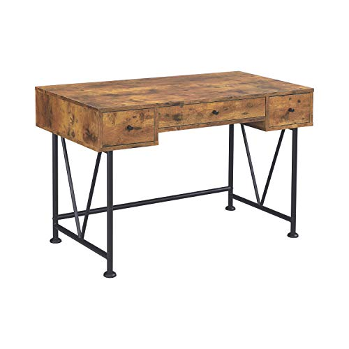 Top 12 coaster yvette collection weathered grey l-shaped reversible desk for 2021