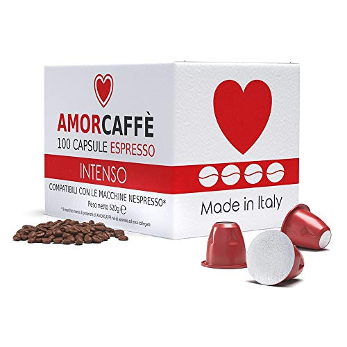 Amorcaffe 100 Cápsulas...