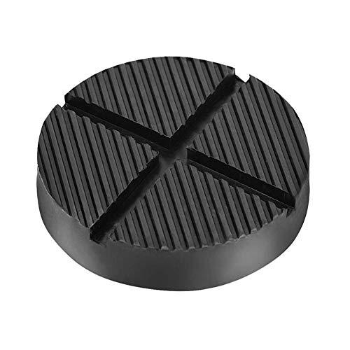 AYTCRNO ABX Universal Floor Jack Rubber pad Jack Pad Adapter Square Rail Protector Puck/Pad