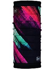 Buff Solar Wind Tubular Reversible Polar, Mujer, Pink, talla Única, pink