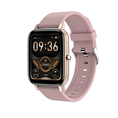 ZGNB H80 Smartwatch, 1.69 Pulgadas para Hombres, Rastreador De Fitness, Pulsera Deportiva, Reloj De Reloj A Prueba De Agua A Prueba De Agua, Adecuado para Relojes Inteligentes De iOS Android,D