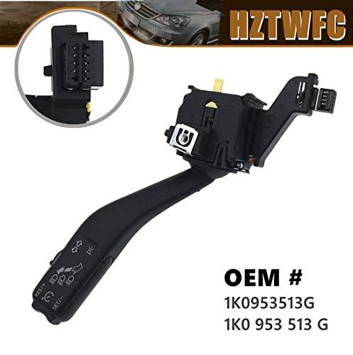 HZTWFC Neuer Blinkerschalter für Tempomat OEM # 1K0953513G 1K0 953 513 G
