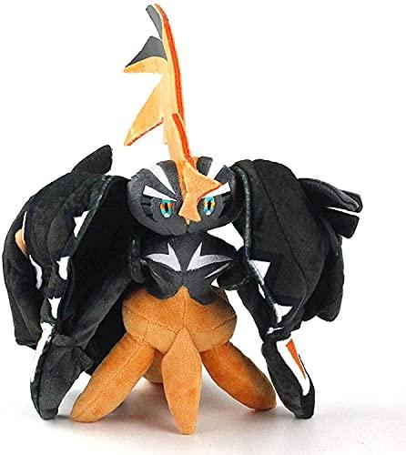 AKwwmy Muñeca Suave de la Figura de Peluche, Almohada de Abrazos de algodón de Relleno Suave Superior, Anime Lindo Animales de Peluche Muñeca de Juguetes Suaves, para niños, niñas (27cm) Mengheyuan