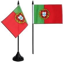 Pavillon Portugais Lot de 10 Drapeaux Portugal KOO Interactive