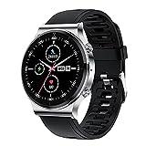 ZGZYL S600 Bluetooth Smart Llame Watch con Presión...