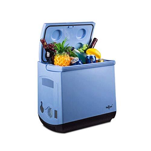 GUOCAO 25L de calefacción del Coche y de refrigeración Caja de Doble Uso for el hogar y Refrigeración Calefacción doméstica Refrigeradores