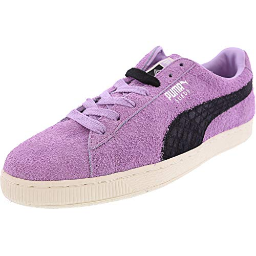 Puma Mens Suede X Diamond Lace Up Sneakers Shoes Casual - Purple - Size 11 D
