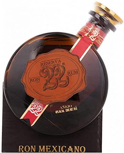 Ron El Ron Prohibido 22 Years 40% 70 cl