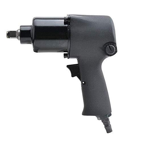 outingStarcase Practica portátil neumáticos manuales de 1/2 Doble Martillo Tipo Llave del Aire, de Gran Alcance de Grado Industrial Llave del Aire Herramientas de Mano industriales