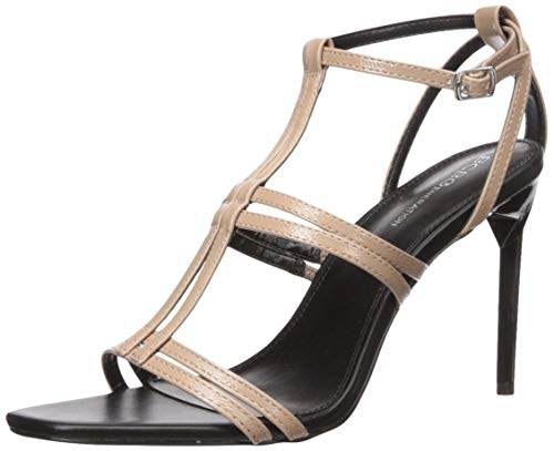 BCBGeneration Women's Isabela Dress Sandal Pump, Dove, 9 M US